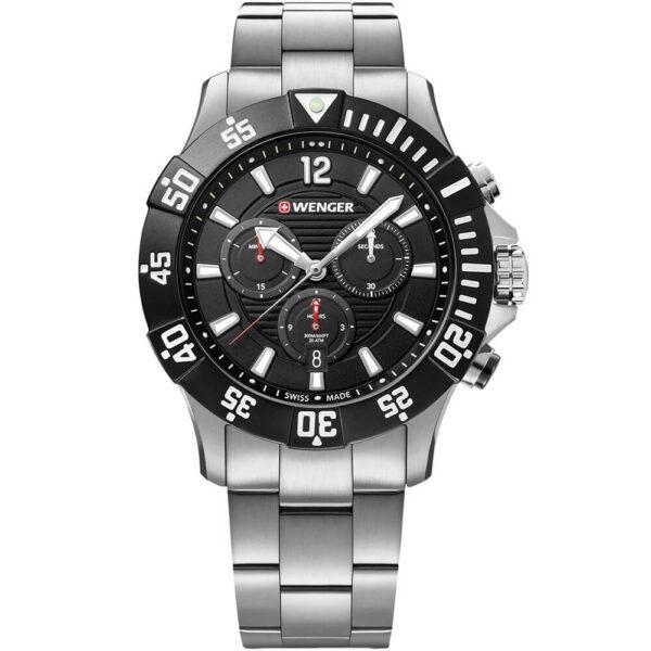 Мужские наручные часы WENGER Seaforce W01.0643.117 - Фото № 4