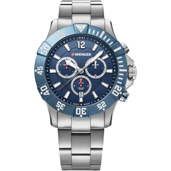 Мужские наручные часы WENGER Seaforce W01.0643.119 - Фото № 4