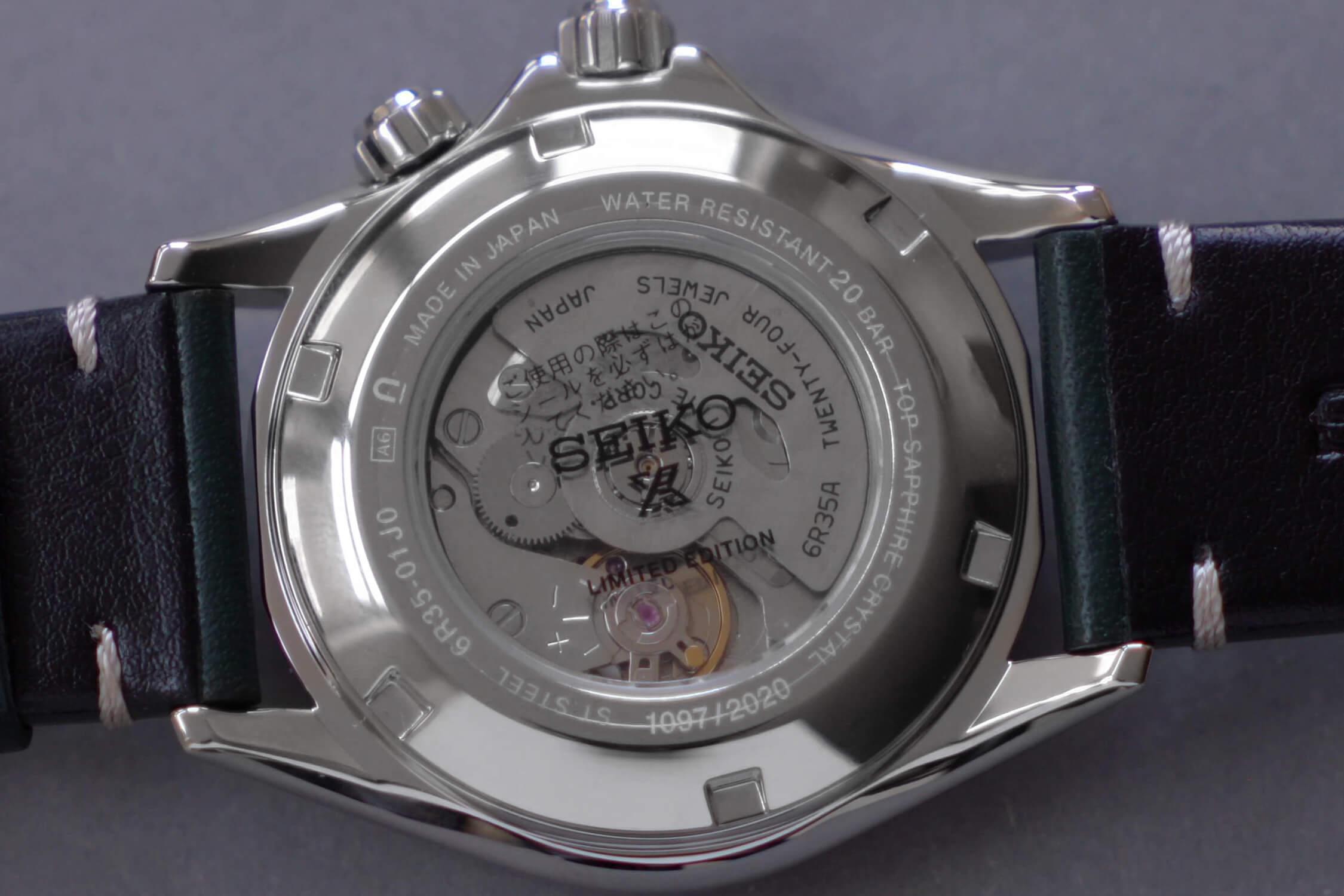 Seiko Prospex Alpinist SPB199J1
