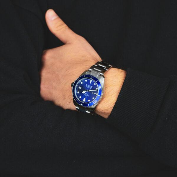 Мужские наручные часы CERTINA Aqua DS Action Diver C032.807.11.041.00 - Фото № 10