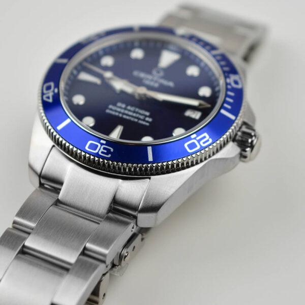 Мужские наручные часы CERTINA Aqua DS Action Diver C032.807.11.041.00 - Фото № 14