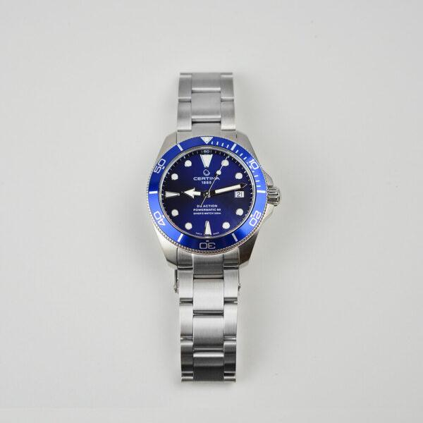 Мужские наручные часы CERTINA Aqua DS Action Diver C032.807.11.041.00 - Фото № 13