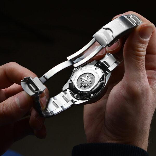 Мужские наручные часы CERTINA Aqua DS Action Diver C032.807.11.041.00 - Фото № 15