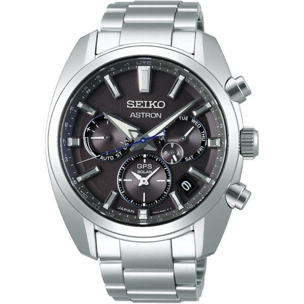 Мужские наручные часы SEIKO Astron GPS Solar SSH051J1
