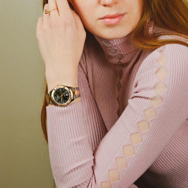 Женские наручные часы TISSOT PR 100 Sport Chic T101.910.22.061.00 - Фото № 7