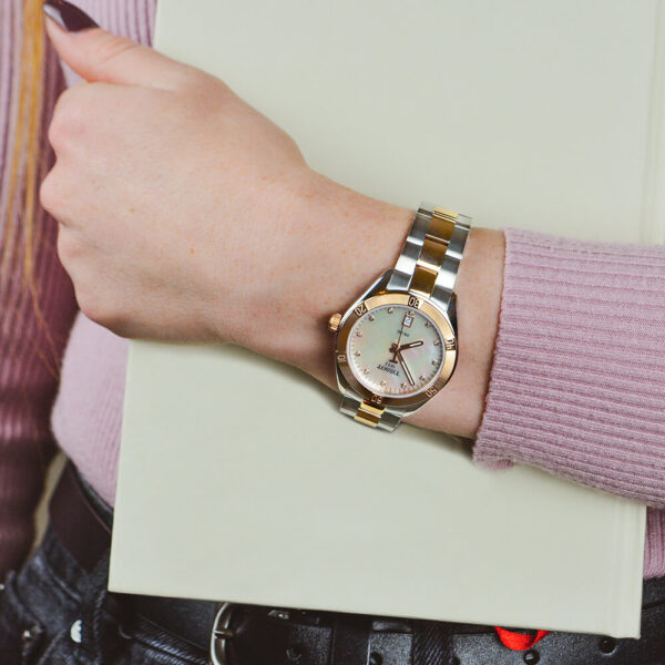 Женские наручные часы TISSOT PR 100 Sport Chic T101.910.22.116.00 - Фото № 6