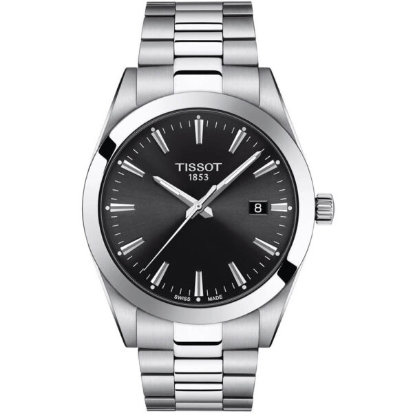 Мужские наручные часы TISSOT Gentleman T127.410.11.051.00 - Фото № 6