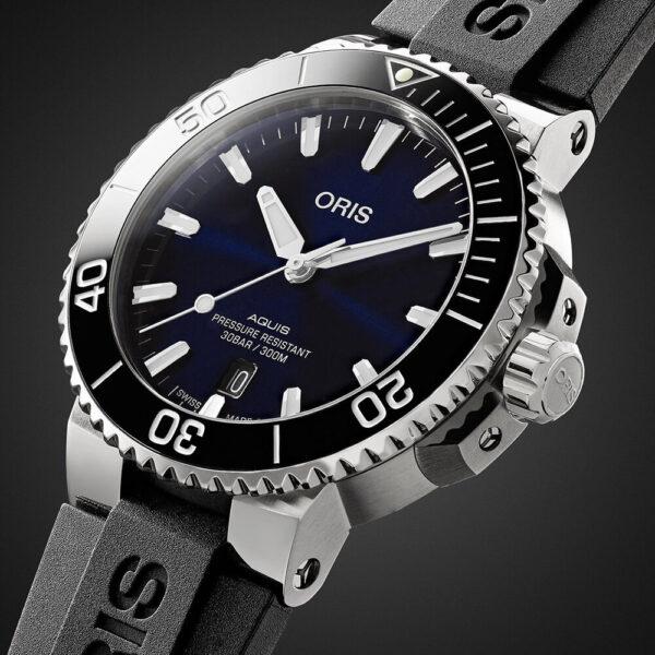 Мужские наручные часы ORIS AQUIS 01 733 7766 4135-07 4 22 64FC - Фото № 6