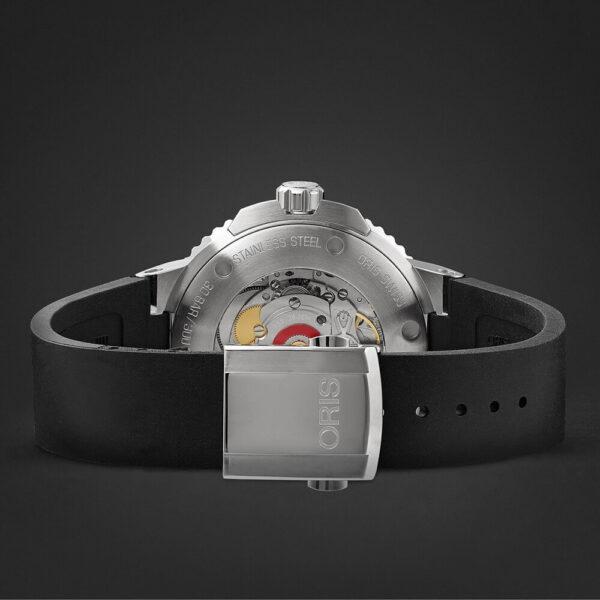 Мужские наручные часы ORIS AQUIS 01 733 7766 4135-07 4 22 64FC - Фото № 7