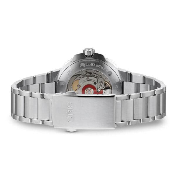 Мужские наручные часы ORIS AQUIS 01 733 7766 4158-07 8 22 05PEB - Фото № 9