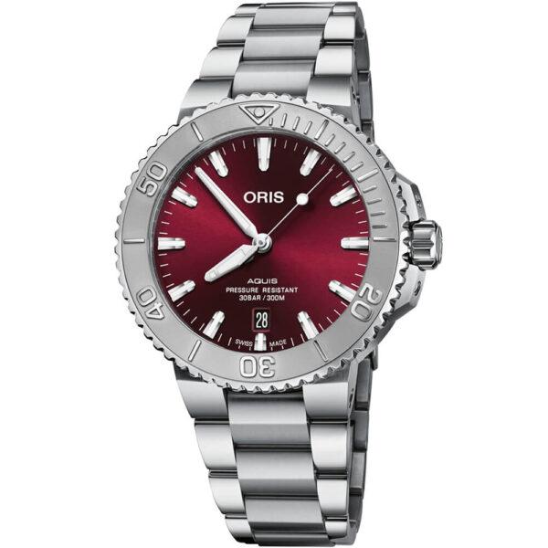 Мужские наручные часы ORIS AQUIS 01 733 7766 4158-07 8 22 05PEB - Фото № 5