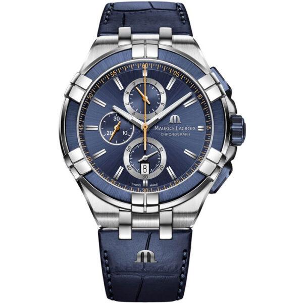 Мужские наручные часы MAURICE LACROIX Aikon AI1018-SS001-432-4