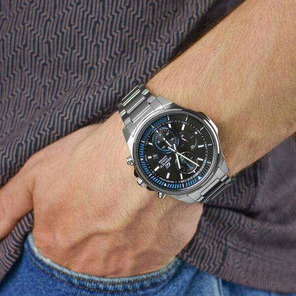 Мужские наручные часы CASIO Edifice EFR-S572D-1AVUEF6 - Фото № 8