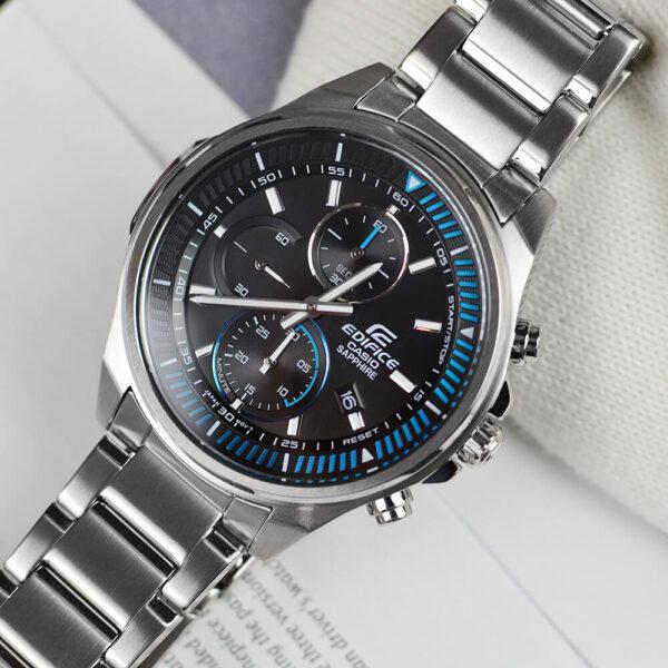 Мужские наручные часы CASIO Edifice EFR-S572D-1AVUEF6 - Фото № 9