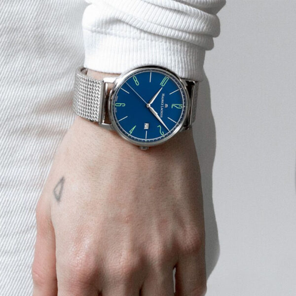 Мужские наручные часы MAURICE LACROIX Eliros EL1118-SS00E-420-C - Фото № 8
