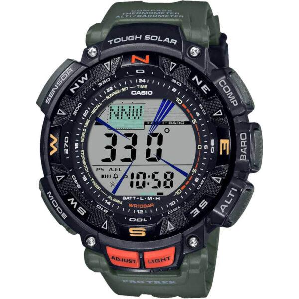 Мужские наручные часы CASIO Pro Trek PRG-240-3ER