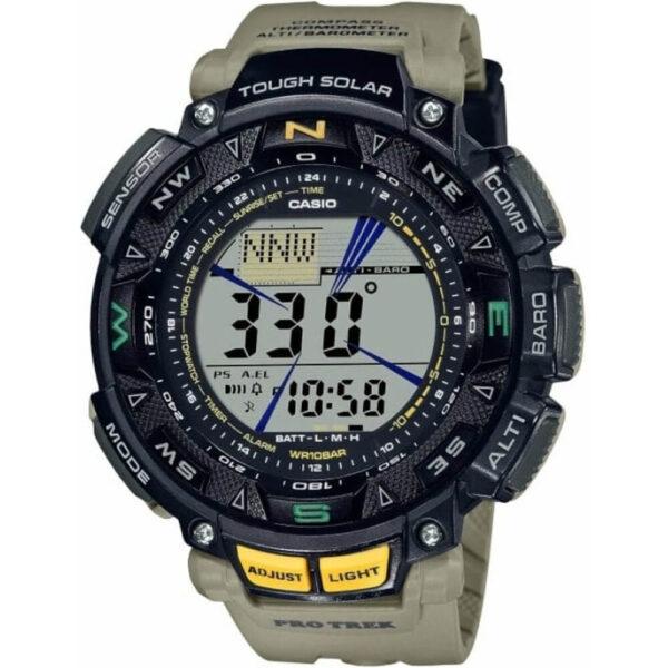 Мужские наручные часы CASIO Pro Trek PRG-240-5ER