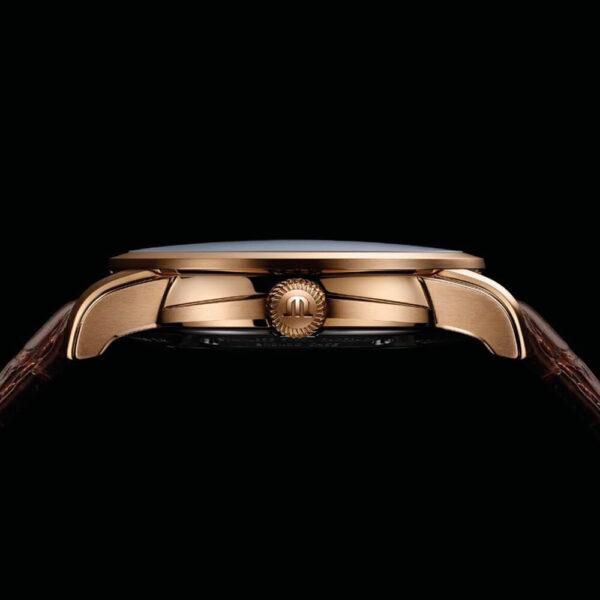 Мужские наручные часы MAURICE LACROIX Pontos PT6358-BRZ01-63E-3 - Фото № 8