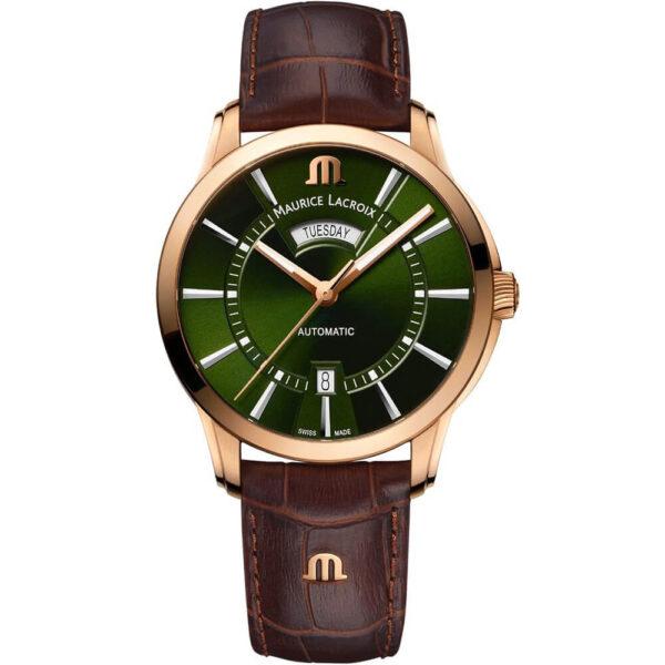 Мужские наручные часы MAURICE LACROIX Pontos PT6358-BRZ01-63E-3 - Фото № 5