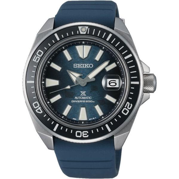 Мужские наручные часы SEIKO Prospex King Samurai Save the Ocean Manta Ray SRPF79K1