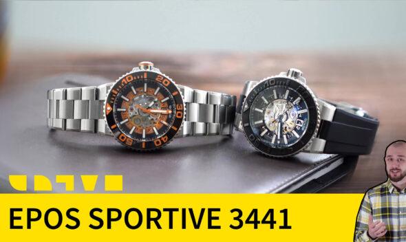 epos sportive skeleton 3441