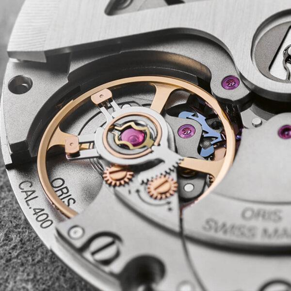Мужские наручные часы ORIS AQUIS 01 400 7767 7754-07 426 64BTEB - Фото № 15