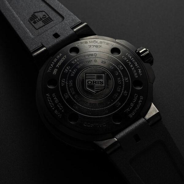 Мужские наручные часы ORIS AQUIS 01 400 7767 7754-07 426 64BTEB - Фото № 14