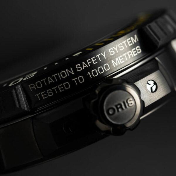 Мужские наручные часы ORIS AQUIS 01 400 7767 7754-07 426 64BTEB - Фото № 13