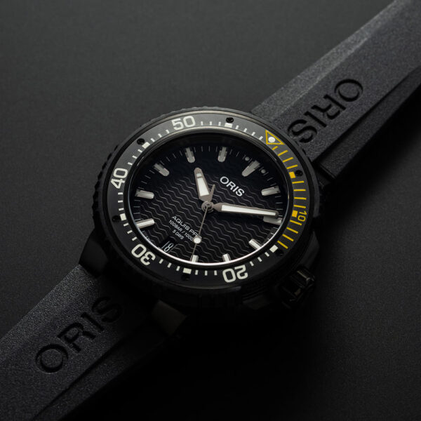 Мужские наручные часы ORIS AQUIS 01 400 7767 7754-07 426 64BTEB - Фото № 10