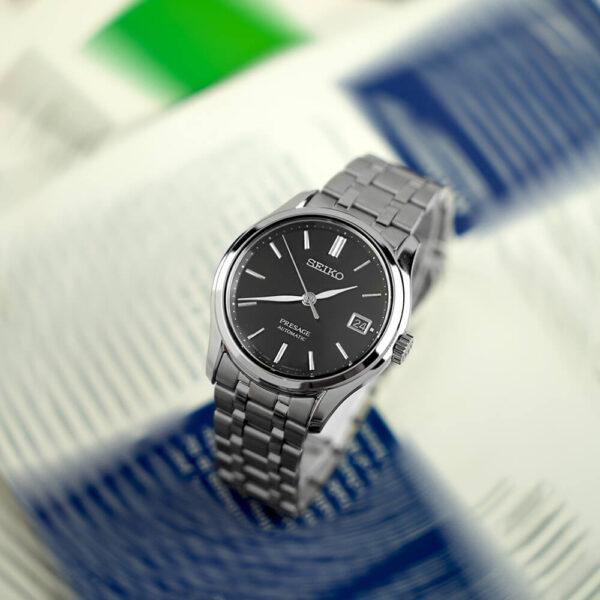 Мужские наручные часы SEIKO Presage Japanese Garden SRPD99J1 - Фото № 10