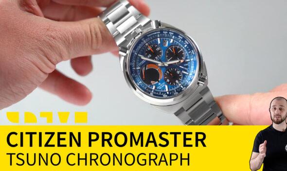 citizen promaster tsuno chronograph AV0070-57L