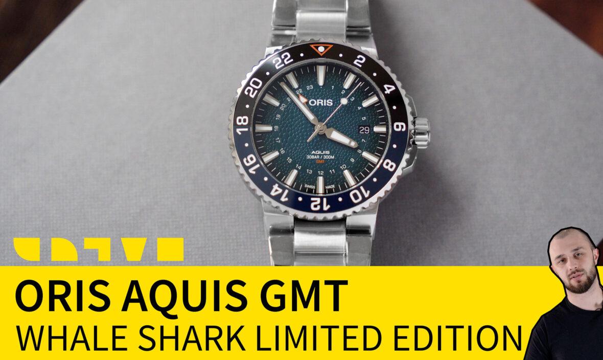 oris aquis whale shark limited edition 01 798 7754 4175
