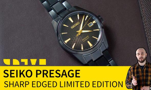 seiko presage sharp edged SPB205J1