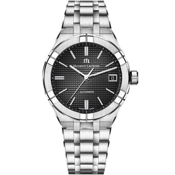 Мужские наручные часы MAURICE LACROIX Aikon Automatic AI6007-SS002-330-1