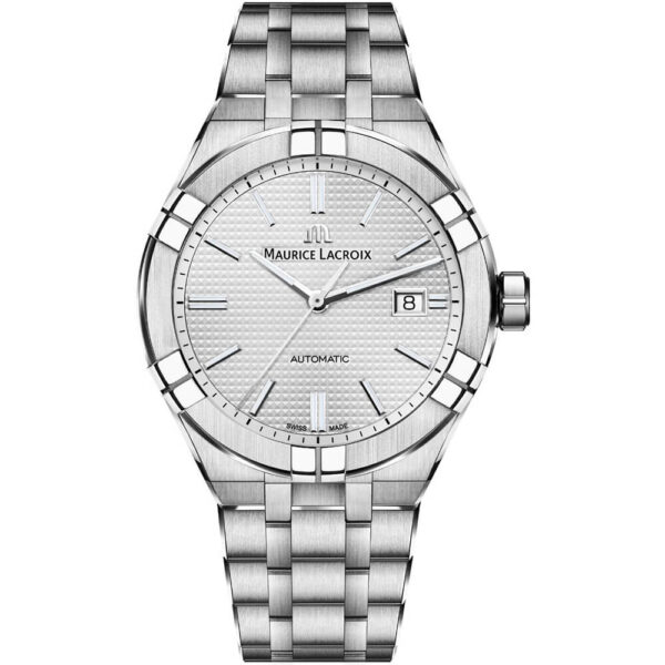 Мужские наручные часы MAURICE LACROIX Aikon Automatic AI6008-SS002-130-1 - Фото № 5