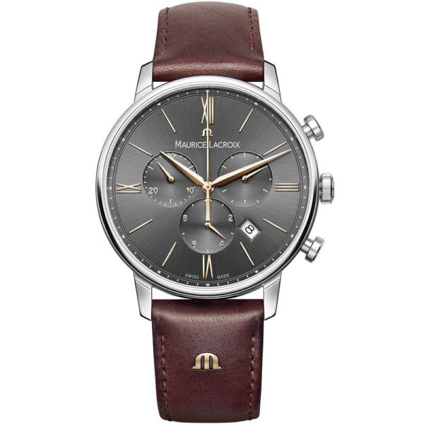 Мужские наручные часы MAURICE LACROIX Eliros EL1098-SS001-311-1