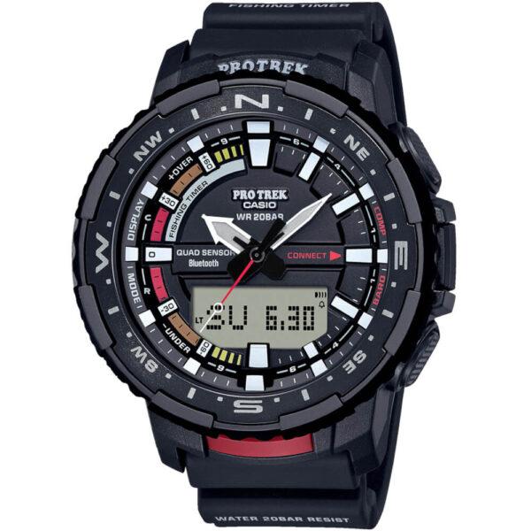 Мужские наручные часы CASIO Pro Trek PRT-B70-1ER