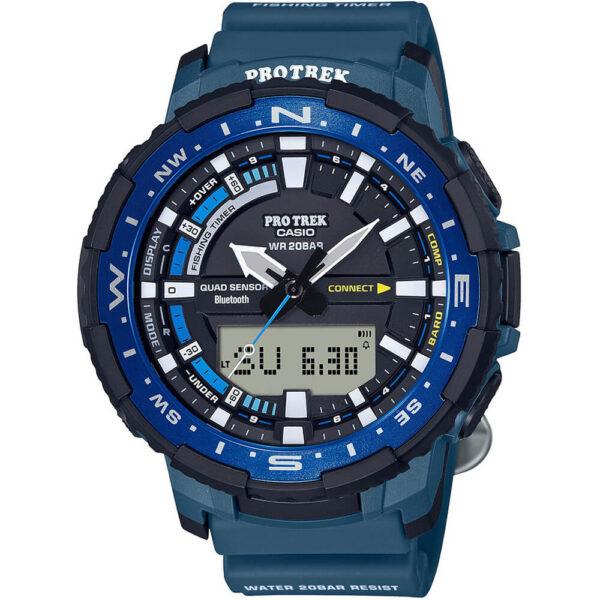 Мужские наручные часы CASIO Pro Trek PRT-B70-2ER