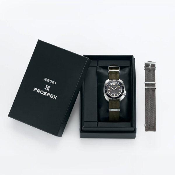 Мужские наручные часы SEIKO Prospex Captain Willard SPB237J1 - Фото № 7