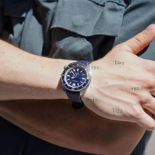 Мужские наручные часы SEIKO Prospex Tortoise SRPG15K1 - Фото № 10