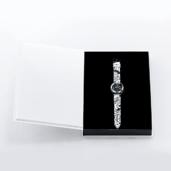 Мужские наручные часы SEIKO Seiko 5 Sports x AUTO MOAI SRPG43K1 Limited Edition - Фото № 16