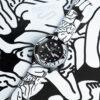 Мужские наручные часы SEIKO Seiko 5 Sports x AUTO MOAI SRPG43K1 Limited Edition - Фото № 5