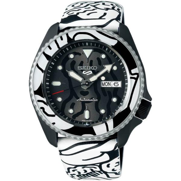 Мужские наручные часы SEIKO Seiko 5 Sports x AUTO MOAI SRPG43K1 Limited Edition - Фото № 9