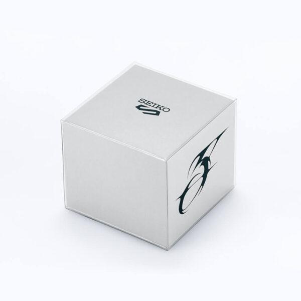 Мужские наручные часы SEIKO Seiko 5 Sports x GUCCIMAZE SRPG65K1 Limited Edition - Фото № 7