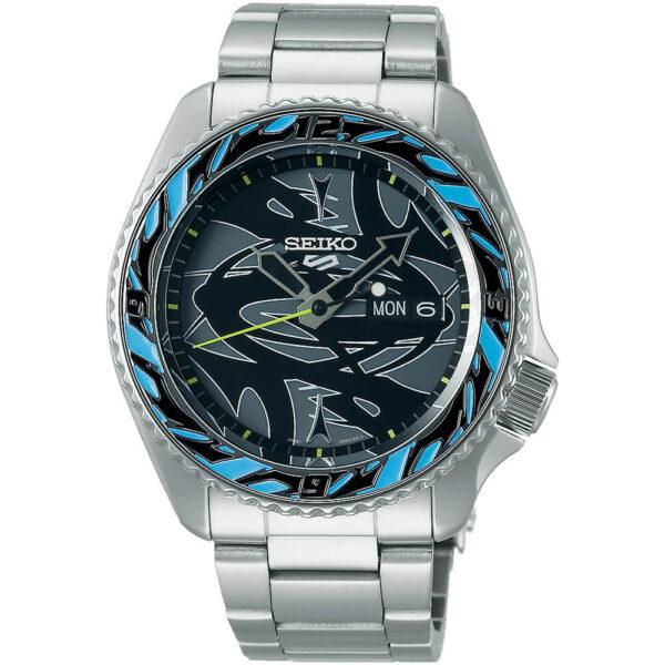 Мужские наручные часы SEIKO Seiko 5 Sports x GUCCIMAZE SRPG65K1 Limited Edition - Фото № 4