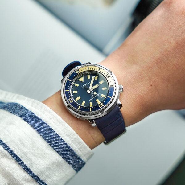 Женские наручные часы SEIKO Prospex Tuna SUT403P1 - Фото № 8