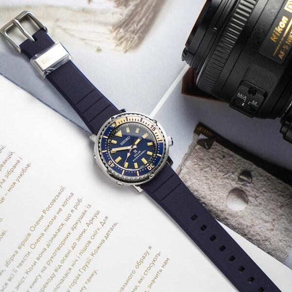 Женские наручные часы SEIKO Prospex Tuna SUT403P1 - Фото № 7