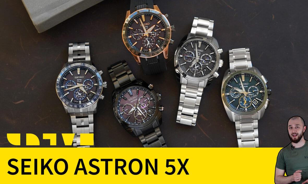seiko astron 5x series gps solar