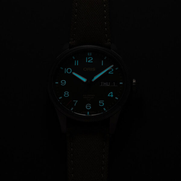 Мужские наручные часы ORIS BIG CROWN TLP LIMITED EDITION 01 752 7760 4287-Set - Фото № 12