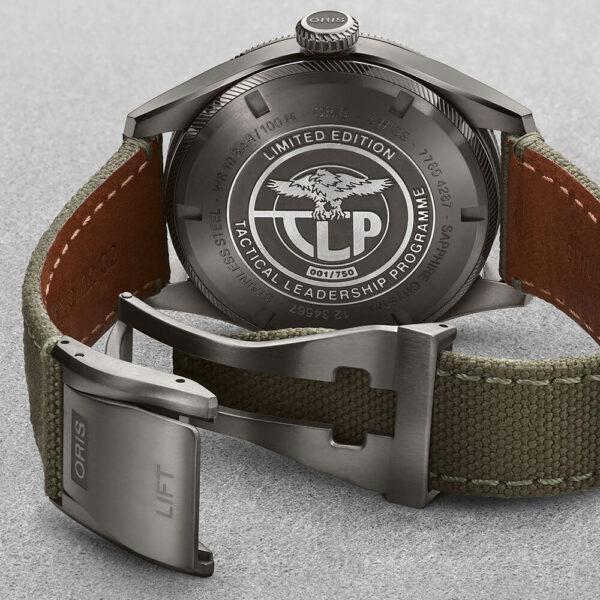 Мужские наручные часы ORIS BIG CROWN TLP LIMITED EDITION 01 752 7760 4287-Set - Фото № 13